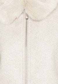 Vero Moda - JACKET - Zimní kabát - oatmeal - 3