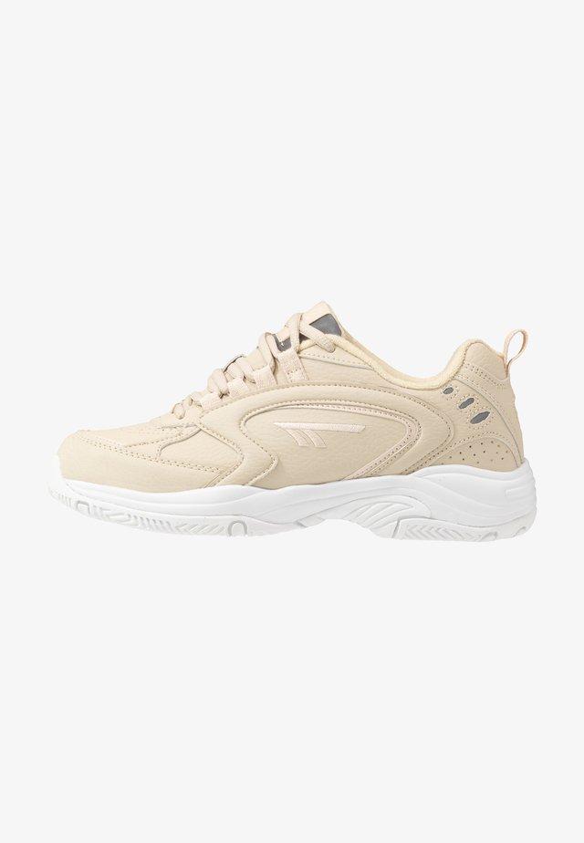 BXT - Sports shoes - biege/white