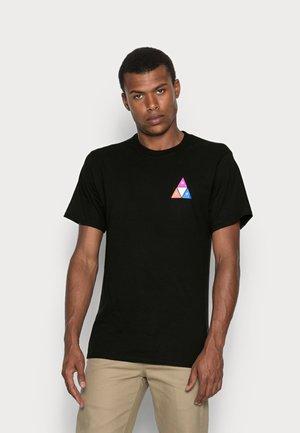 PRISM TEE - Print T-shirt - black