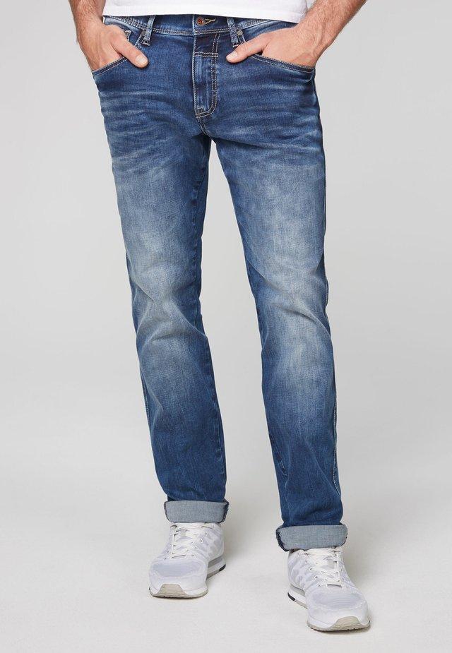 COMFORT-FLEX  DA:VD - Straight leg jeans - blue vintage
