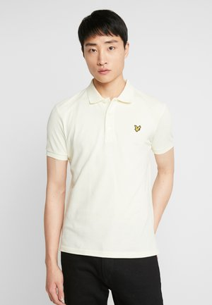 Polo shirt - buttercream