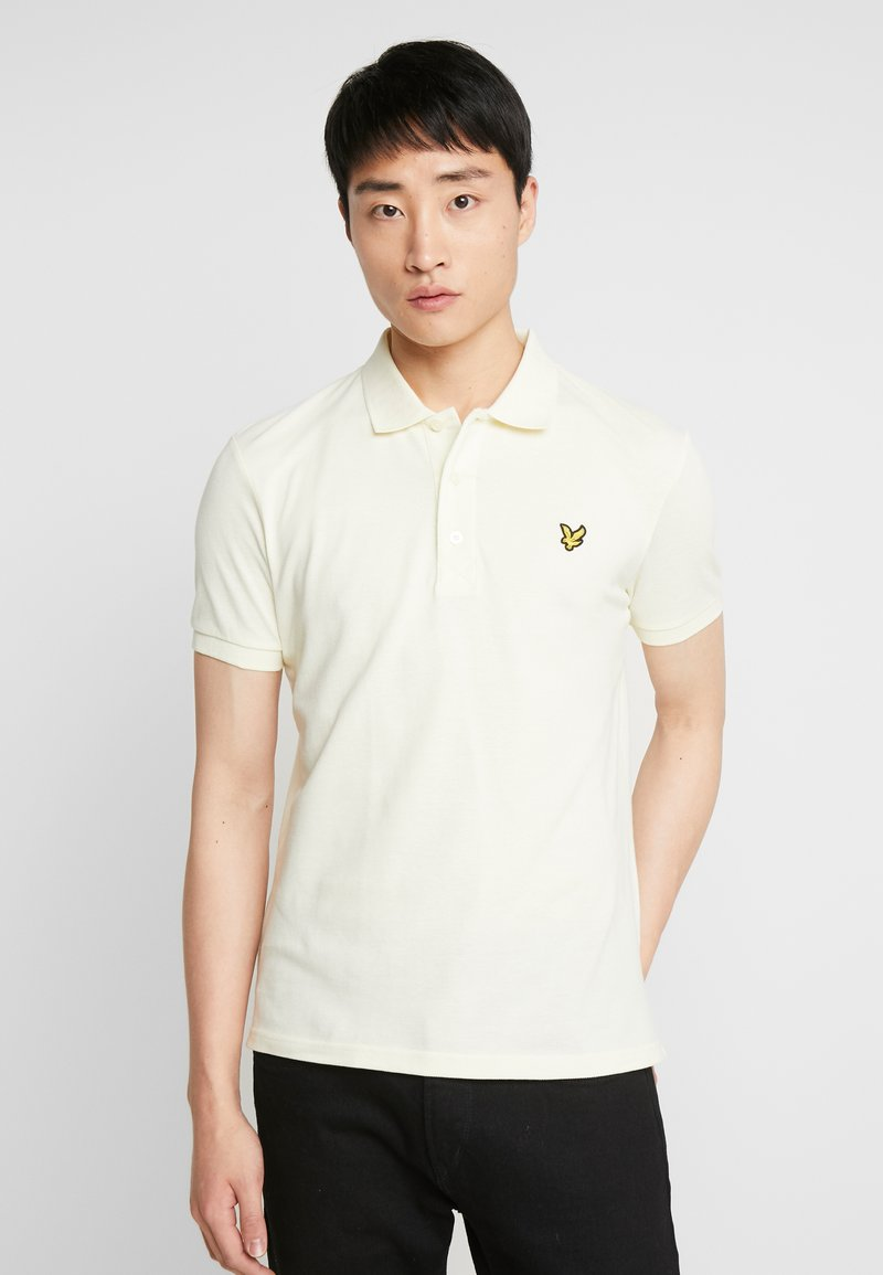 Lyle & Scott - Piké - buttercream