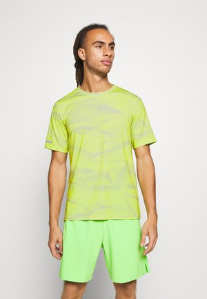 SHORT SLEEVE - Print T-shirt - green