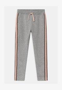 Name it - NKFTRIBI  - Teplákové kalhoty - grey melange - 0