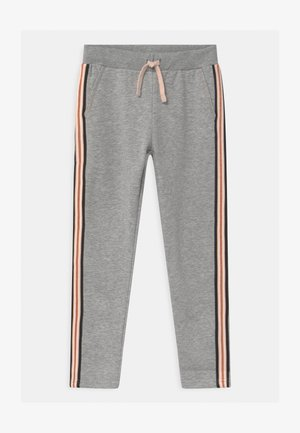 NKFTRIBI  - Pantalon de survêtement - grey melange