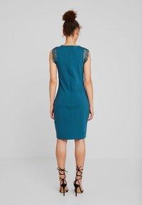 Anna Field - Shift dress - bosphorus - 2