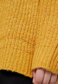 New Look - LEAD INLONG LINE - Pullover - oche - 5