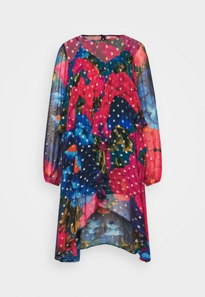 BLOOM MINI DRESS - Day dress - multi-coloured