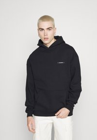 9N1M SENSE - SIDE PEACOCK HOODIE UNISEX - Sweatshirt - black - 3