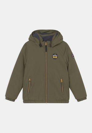 JEBEL UNISEX - Winter jacket - dark khaki