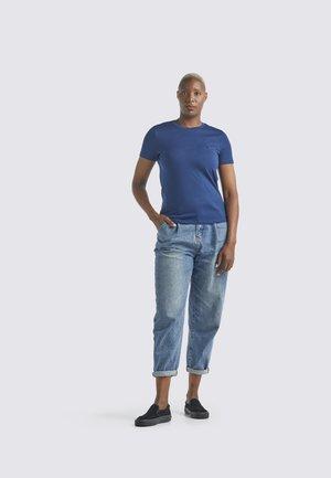 T-shirt basique - true indigo dk