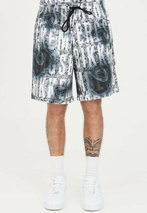 Shorts - watermap grigio