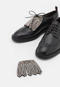 MAX&Co. - MUSICA - Lace-ups - black - 6