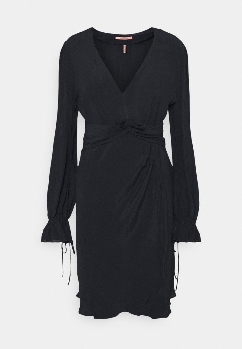 Scotch & Soda - DRESS WITH WAIST DETAIL - Sukienka letnia - night