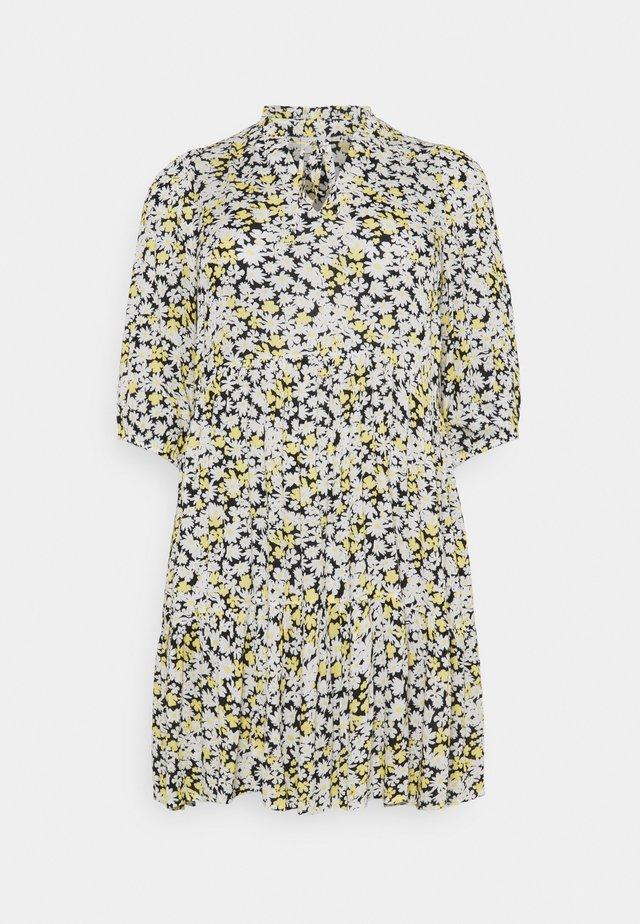 KCFERINA DRESS - Vestito estivo - golden haze and chalk daisy