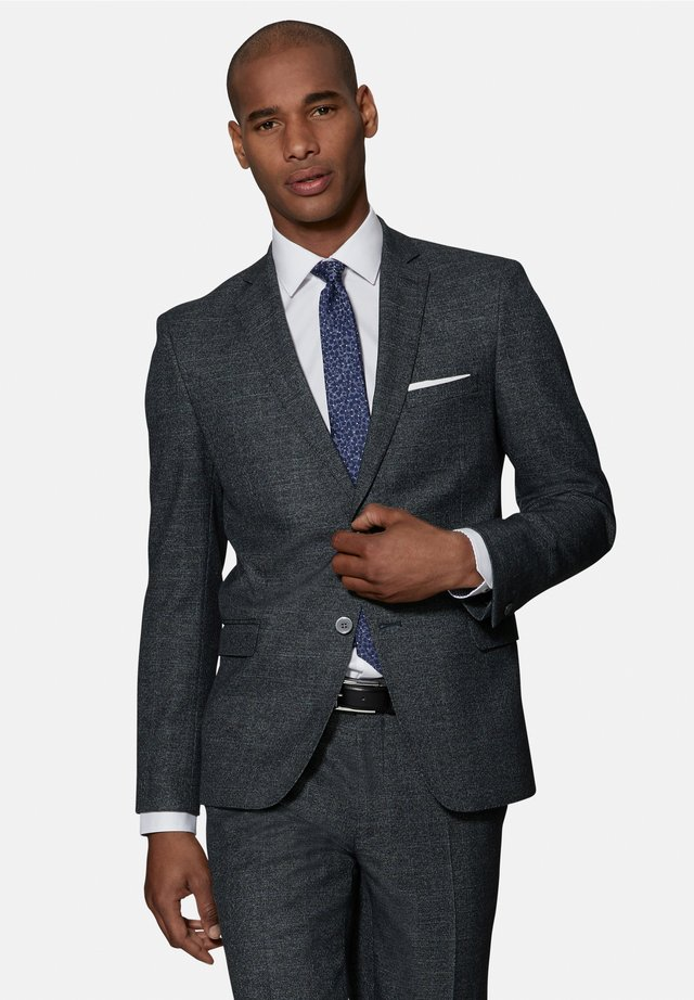 MORRISSEY SKINNY FIT  - Suit - charcoal
