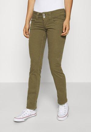 VENUS - Trousers - olive