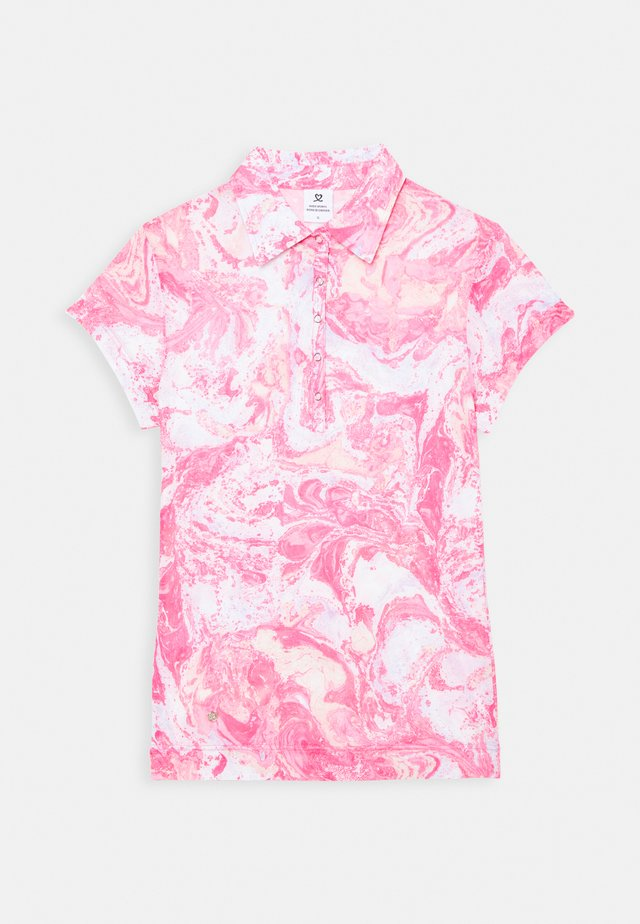 ADELINA  CAP - Polo shirt - fruit punch
