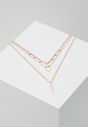 FRIGG - Náhrdelník - rose gold-coloured