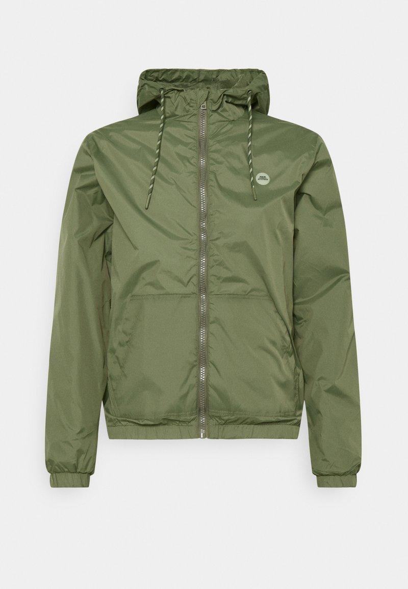 Blend - OUTERWEAR - Summer jacket - four leaf clover