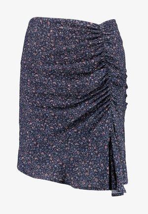 MIRNA - Pencil skirt - dark blue