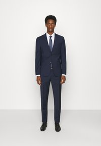 Calvin Klein Tailored - TROPICAL STRETCH SUIT - Completo - calvin navy - 0