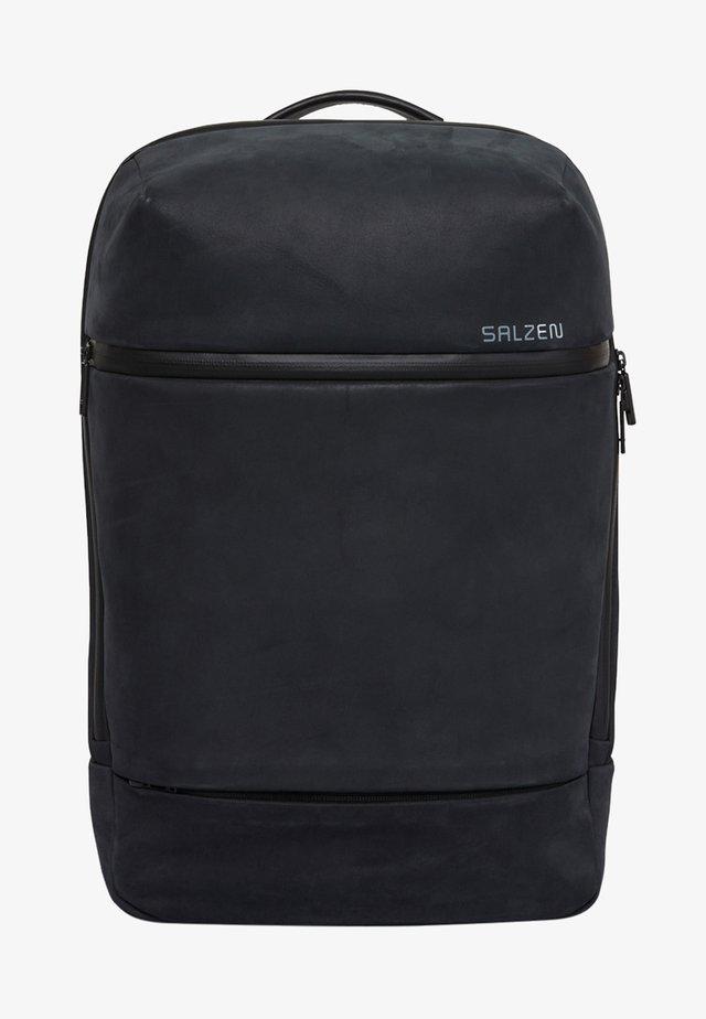 SAVVY RFID - Zaino - charcoal black