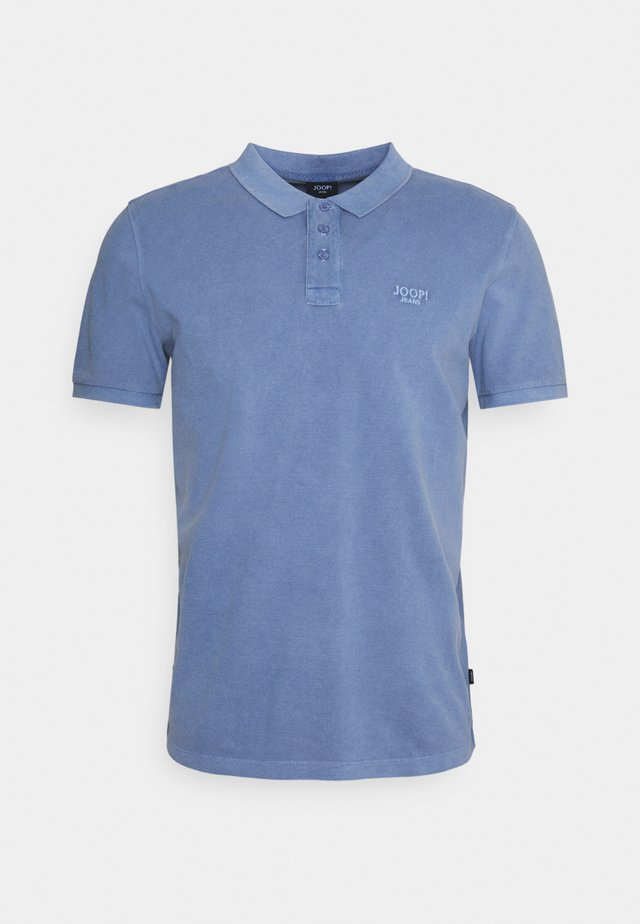 AMBROSIO - Polo - light blue