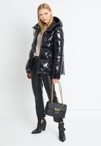 Pinko - ELEODORO - Winter jacket - black - 2
