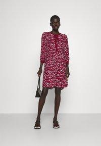 MAX&Co. - GAVETTA - Day dress - red - 1