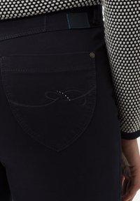 BRAX - Trousers - dark blue - 2