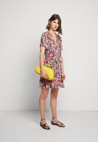 Rebecca Minkoff - SORCHA DRESS - Denní šaty - black/multi - 1