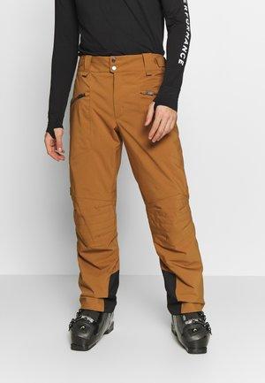 SCOOT - Spodnie narciarskie - honey brown