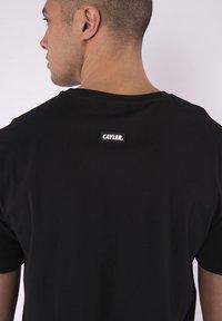 Cayler & Sons - Print T-shirt - black/mc - 2