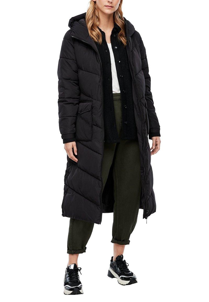 s.Oliver - Winter coat - black