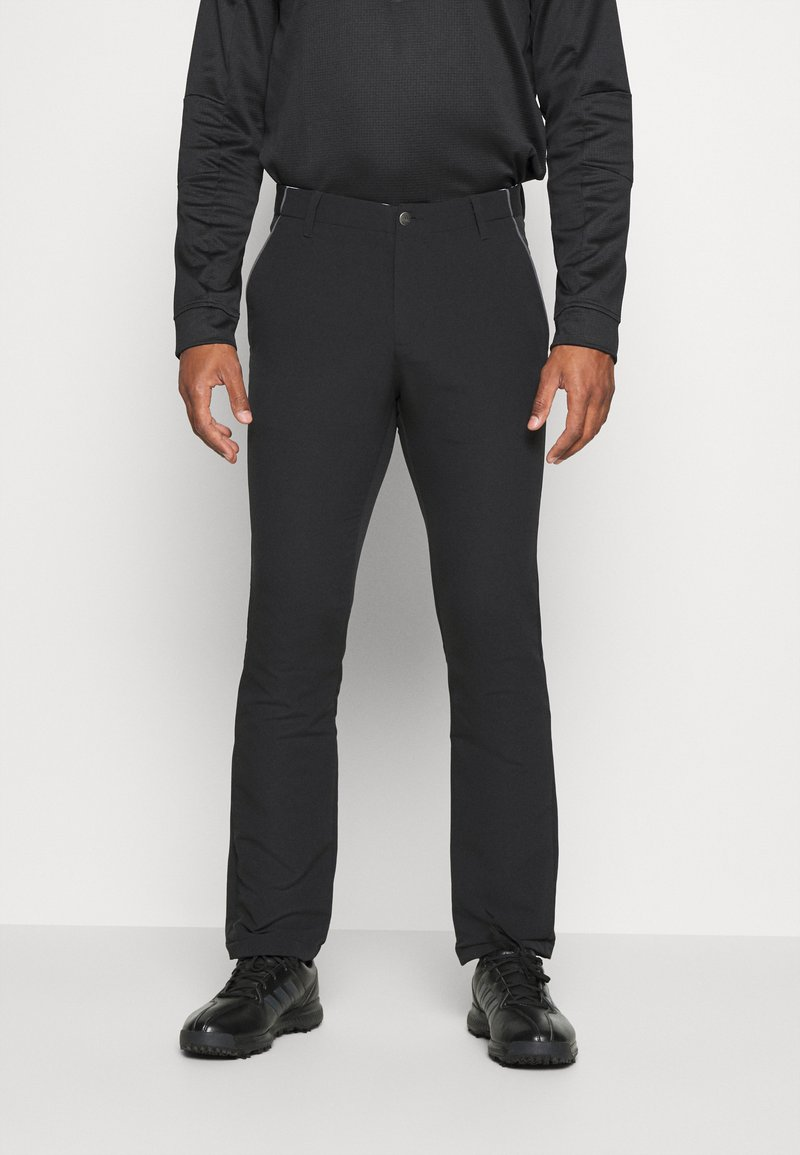 adidas Golf - FALLWEIGHT PANT - Tygbyxor - black