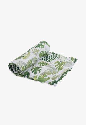 Zavinovací deka - tropicalleaf