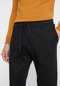 Zign - Kalhoty - black - 4