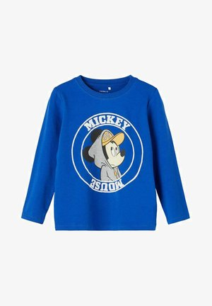 DISNEY MICKEY MAUS - Long sleeved top - surf the web