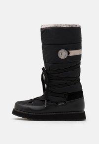 Luhta - TAHTOVA MS - Botas para la nieve - black - 0
