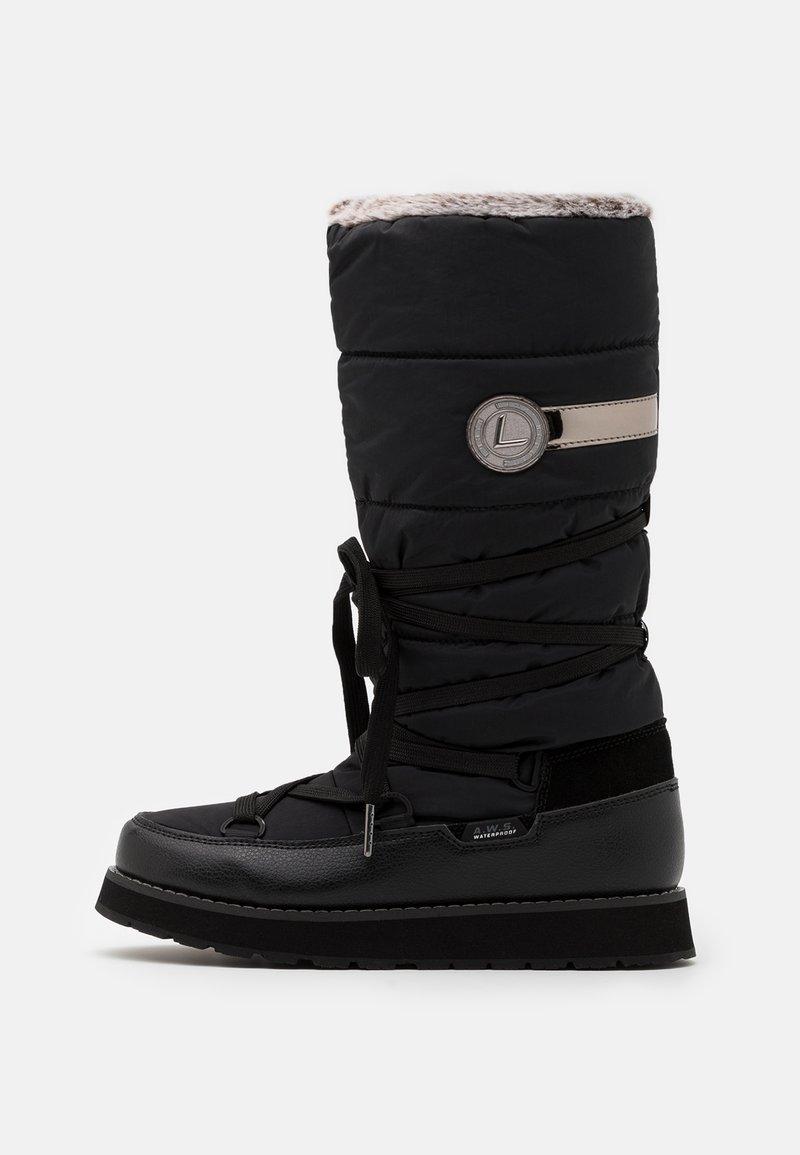 Luhta - TAHTOVA MS - Botas para la nieve - black