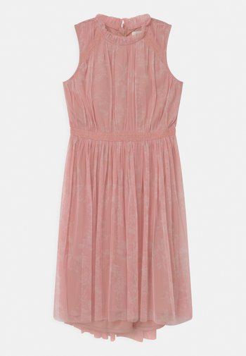 Cocktail dress / Party dress - pink shadow