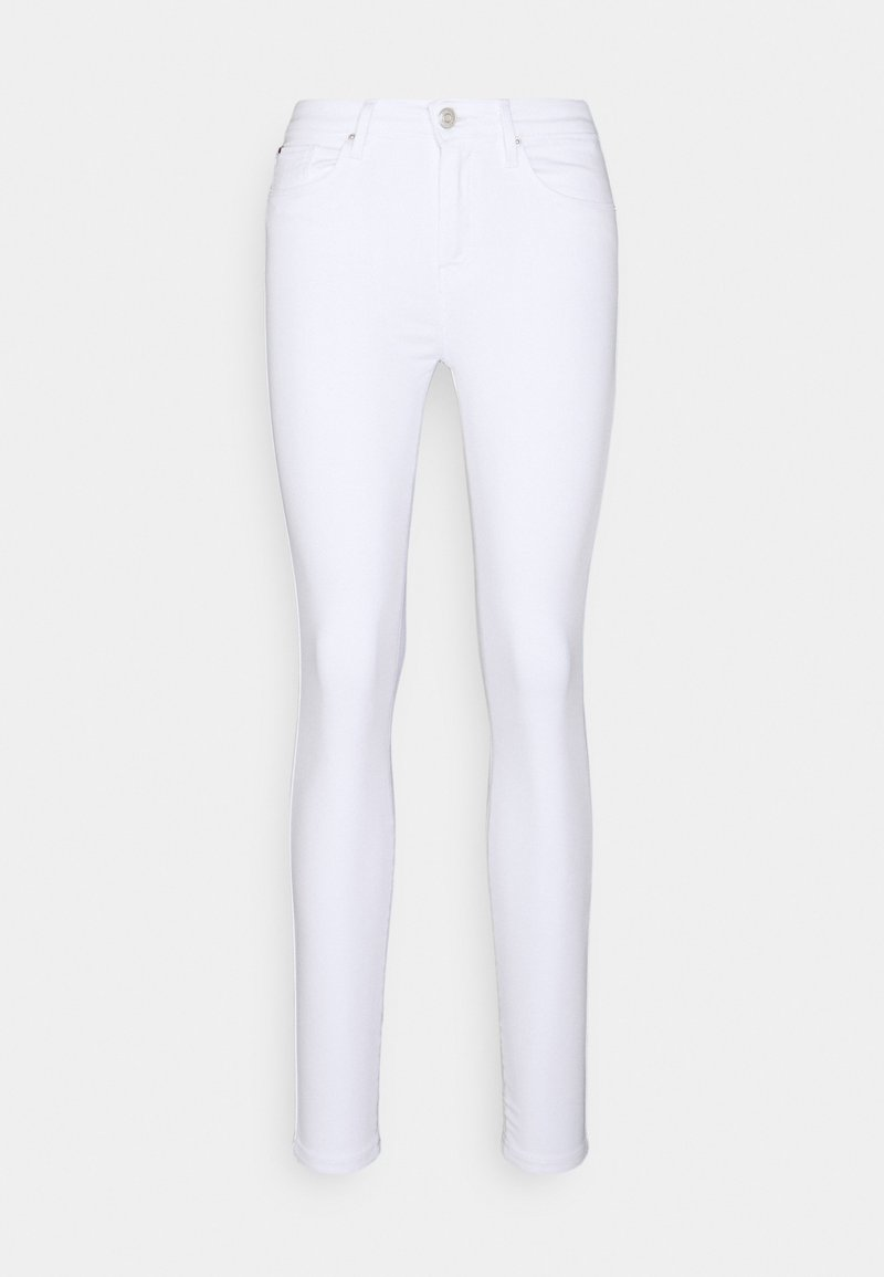 Tommy Hilfiger - FLEX COMO - Jeans Skinny Fit - white