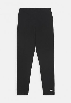 EUROPE GIRL - Leggings - Trousers - black