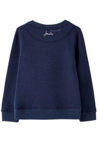 Tom Joule - ORIGINELLES MACKENZIE - Sweatshirt - blaues einhorn - 1
