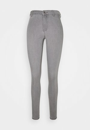 VICE HIGHWAISTED - Jeans Skinny - grey