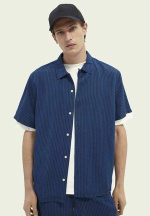 Overhemd - indigo stripe