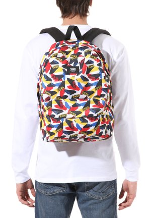 OLD SKOOL  - Rucksack - white