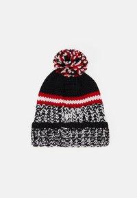 Eisbär - FLOG POMPON - Mütze - schwarz/weiß/bunt - 2