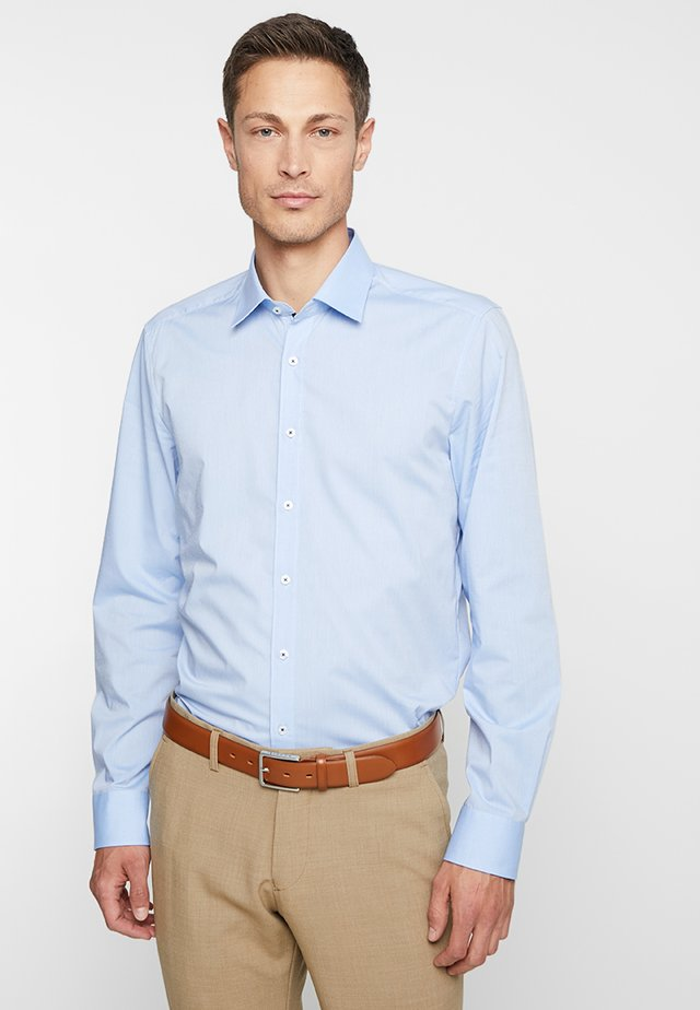 REGULAR FIT - Camicia elegante - bleu